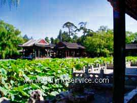 photo of Garden of Harmonious Interest of Summer Palace