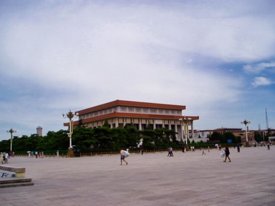 Photo of Tian'anmen Square