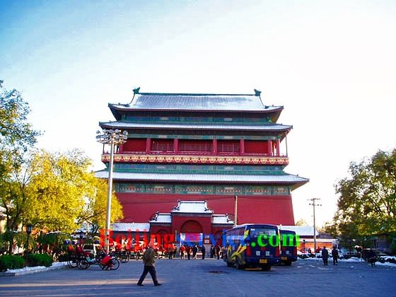Photo of Bell and Drum Tower Beijing 27