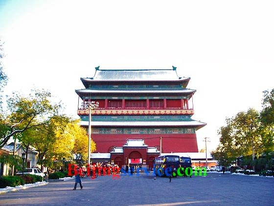Photo of Bell and Drum Tower Beijing 30