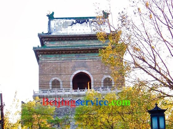 Photo of Bell and Drum Tower Beijing 34