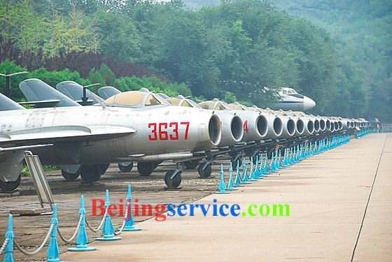 Photo of China Aviation Museum Beijing 86