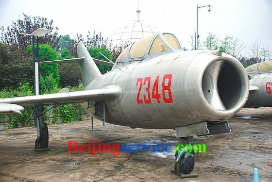 Photo of China Aviation Museum Beijing 87