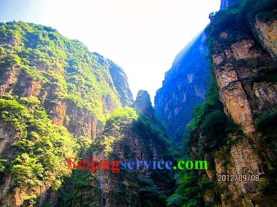 Photo of Longqingxia Gorge Beijing 31