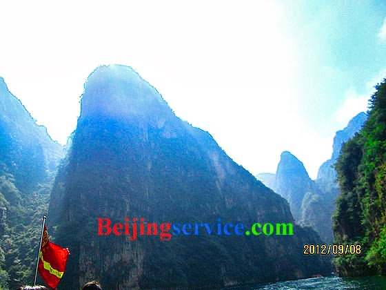 Photo of Longqingxia Gorge Beijing 7