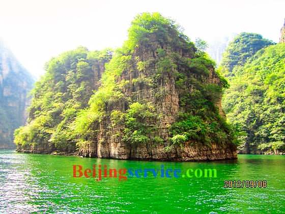 Photo of Longqingxia Gorge Beijing 8