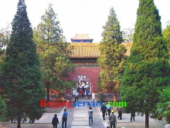 Photo of Ming Tomb Changling Beijing 31
