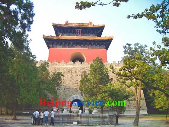 Photo of Ming Tomb Changling Beijing 38