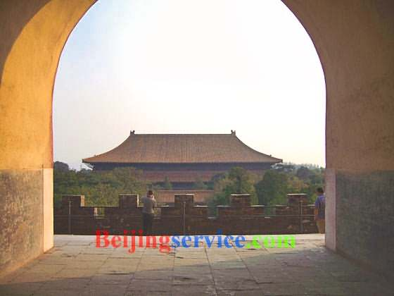 Photo of Ming Tomb Changling Beijing 42