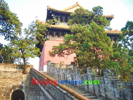 Photo of Ming Tomb Changling Beijing 44