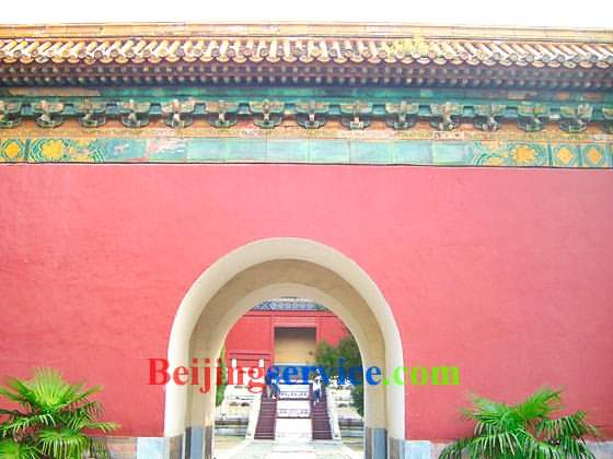 Photo of Ming Tomb Changling Beijing 49