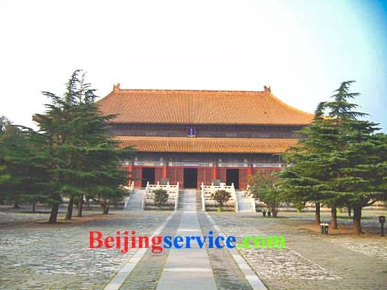 Photo of Ming Tomb Changling Beijing 55