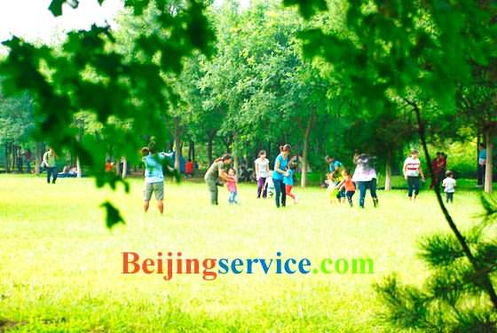Photo of Olympic Forest Park Beijing 9