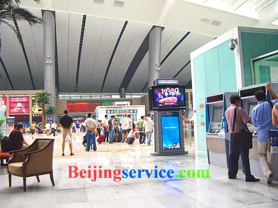 Photo of South Railway Station Beijing 5