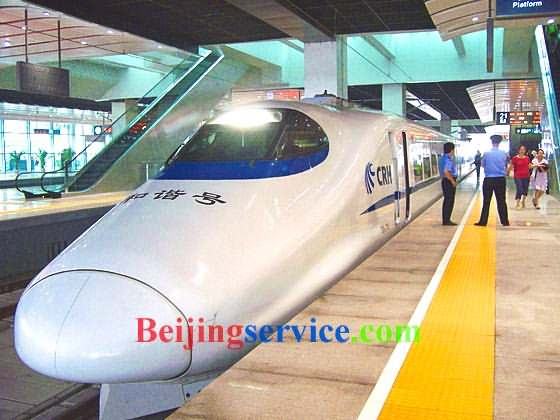 Photo of South Railway Station Beijing 7