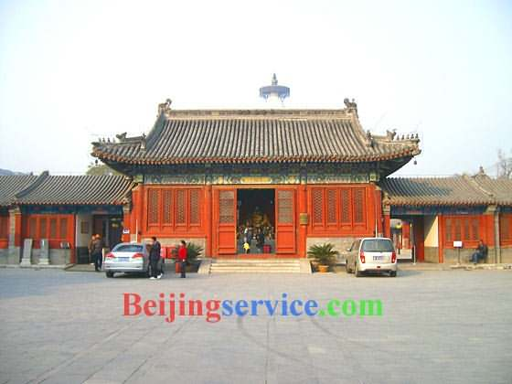 Photo of White Pagoda Temple Beijing 1