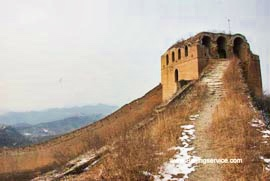 Jinshanling Great Wall Trip