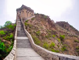 Jinshanling Great Wall photo