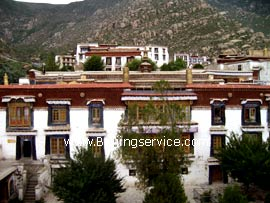 Drepung Monastery photo