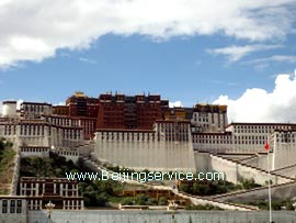Potala Palace photo