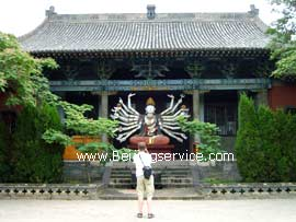 Shuanglin Temple photo